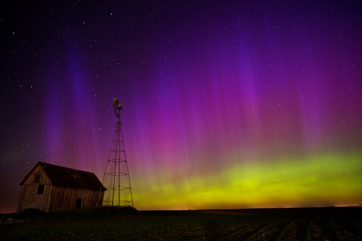 Check Engine Light On And Off >> Aurora - The Sun Today with C. Alex Young, Ph.D.